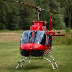 Musterberechtigung Bell 206