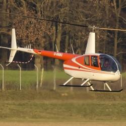 Flugtraining R44