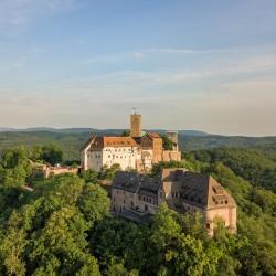 Rundflug Thüringer Wald