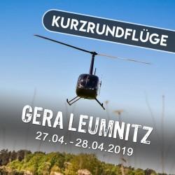 Flugtage Gera-Leumnitz